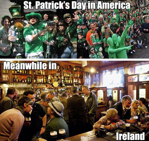 St. Patrick's Day Is Wrong