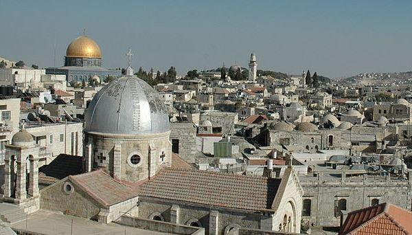 Jew Detector: MAJOR PROPHECY FULFILLED: Jordanian Waqf Lost Control Of