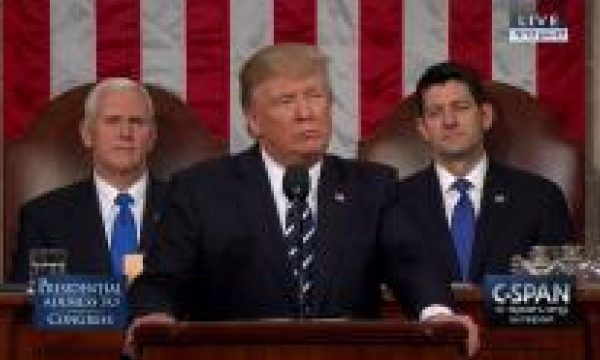 Pentecostal Theology of the State of the Union Address