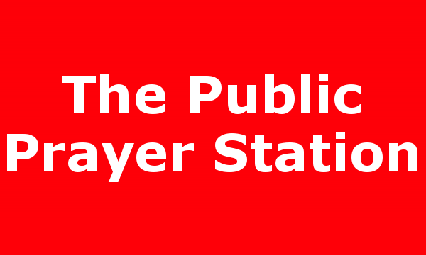 The Public Prayer Station