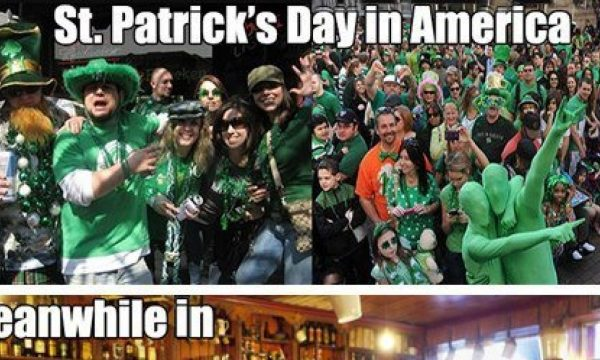 Is St. Patrick's Day Wrong?
