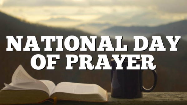 prayer | Pentecostal Theology