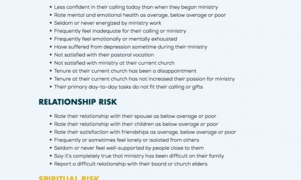 7 NEW Barna Trends for Stronger Churches and Pastors