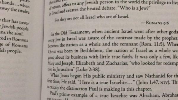 John Hagee: WHO is a JEW?