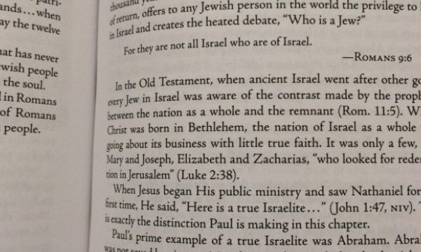 John Hagee: WHO is a JEW?