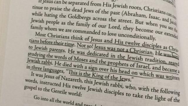 JUST how JEWISH was Jesus?