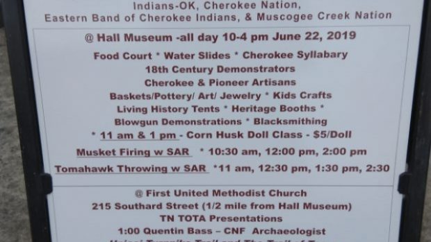 Great Tellico History Day (Monroe County)