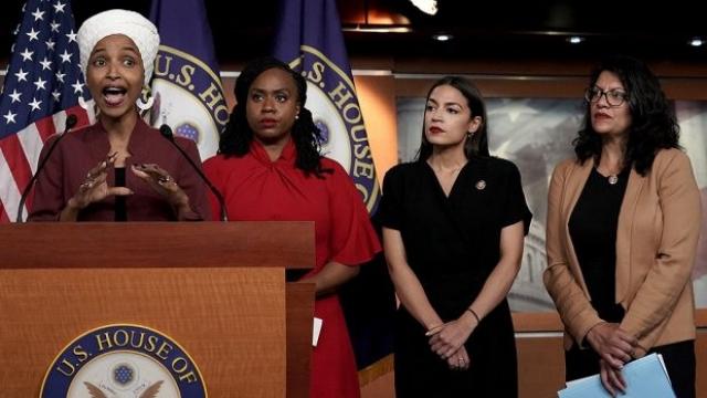 Sen. John Kennedy: Four Horsewomen Of The Apocalypse