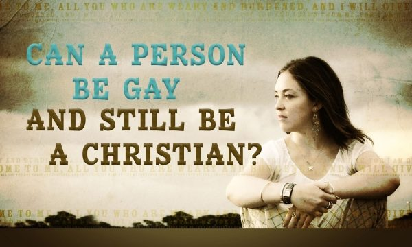 Most Christians in America Now Support Homosexuality?