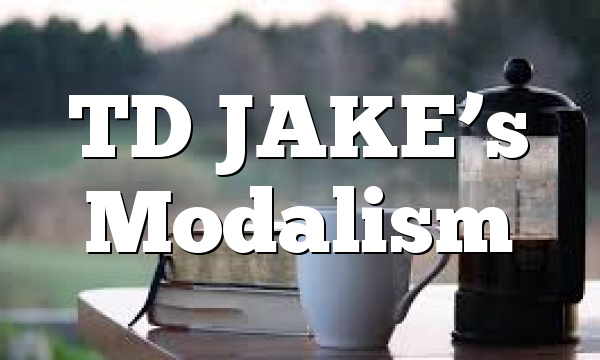 TD JAKE's Modalism