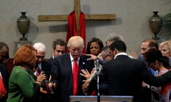 Pentecostal pastors and scholars to President Trump: We call on you to repent!