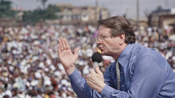 World evangelist Reinhard Bonnke PASSED to GLORY