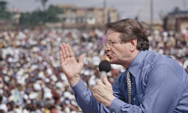World evangelist Reinhard Bonnke PASSED to GLORY