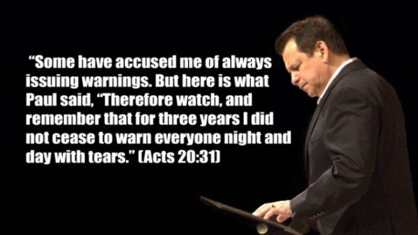 Passive responses to prophecies