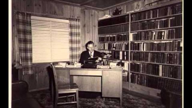 """Rev. Finis J. Dake – the """"Walking Bible"""" man"""