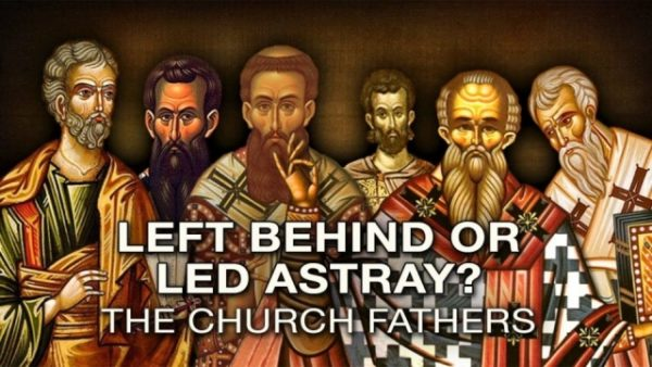 DID ANCIENT CHURCH FATHERS BELIEVE in THE RAPTURE?