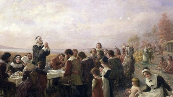 Theologically, WHO brought the turkey to…