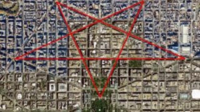Masonic Secrets Revealed: The Secret Architecture of the Capital (Masons and the Building of Washington, D.C.)