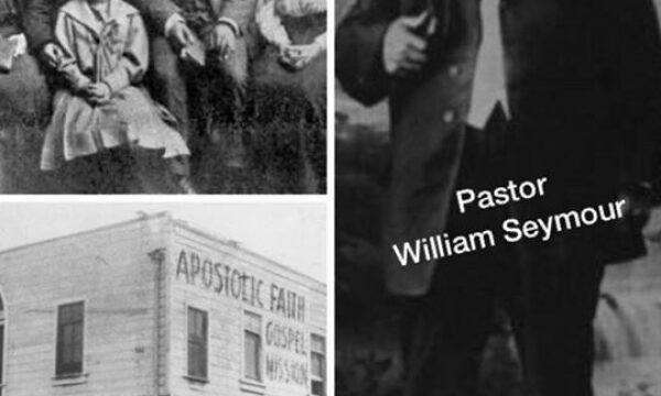 Wild and Weird: William J Seymour, Azusa Street and Early…