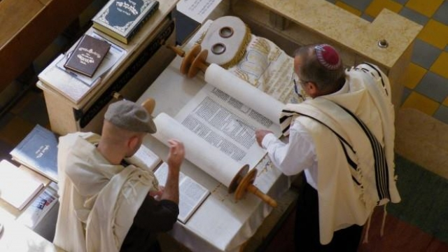 The Jewish Talmud states that the one who builds Solomon's Temple