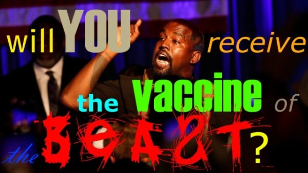 Will YOU receive the Vaccine of the BEAST?