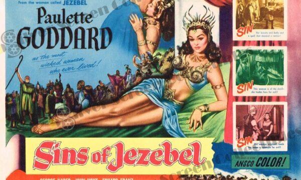 5 SINS of JEZEBEL