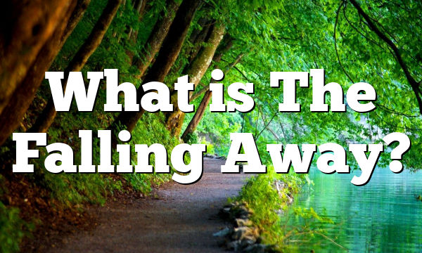What is The Falling Away?