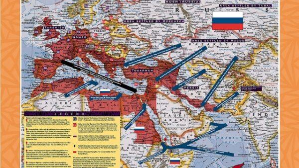 Map of the Apocalypse